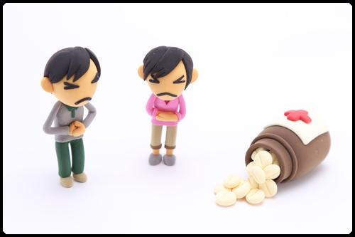 胃腸の不調